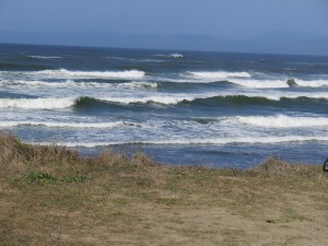 Waves - Pacific Ocean - Along the Oregon Coast
