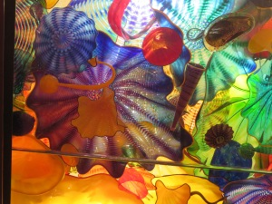 Chihuly Glass - The Ceiling